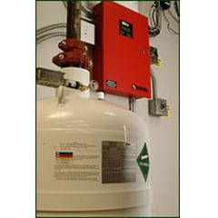 HFC-227ea - FM-200 Fire Suppression System Product Image