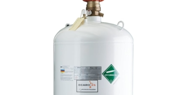 Ecaro-25 clean agent fire suppressing system