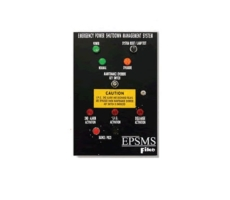 Emergency Power Shutdown Management System