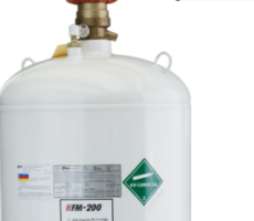 FM-200™ Clean Agent Fire Suppression System