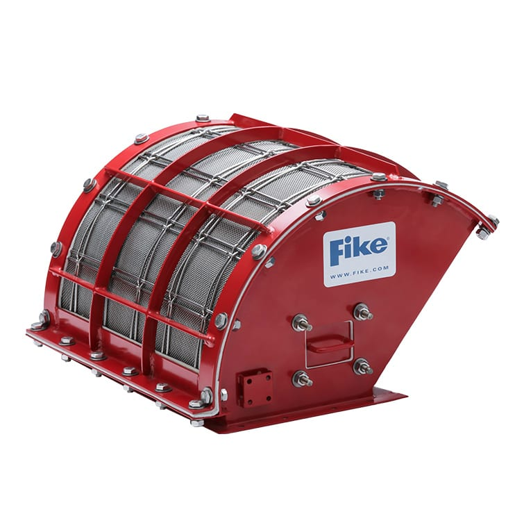 FLAMQUENCH® II SQ Flameless Explosion Venting