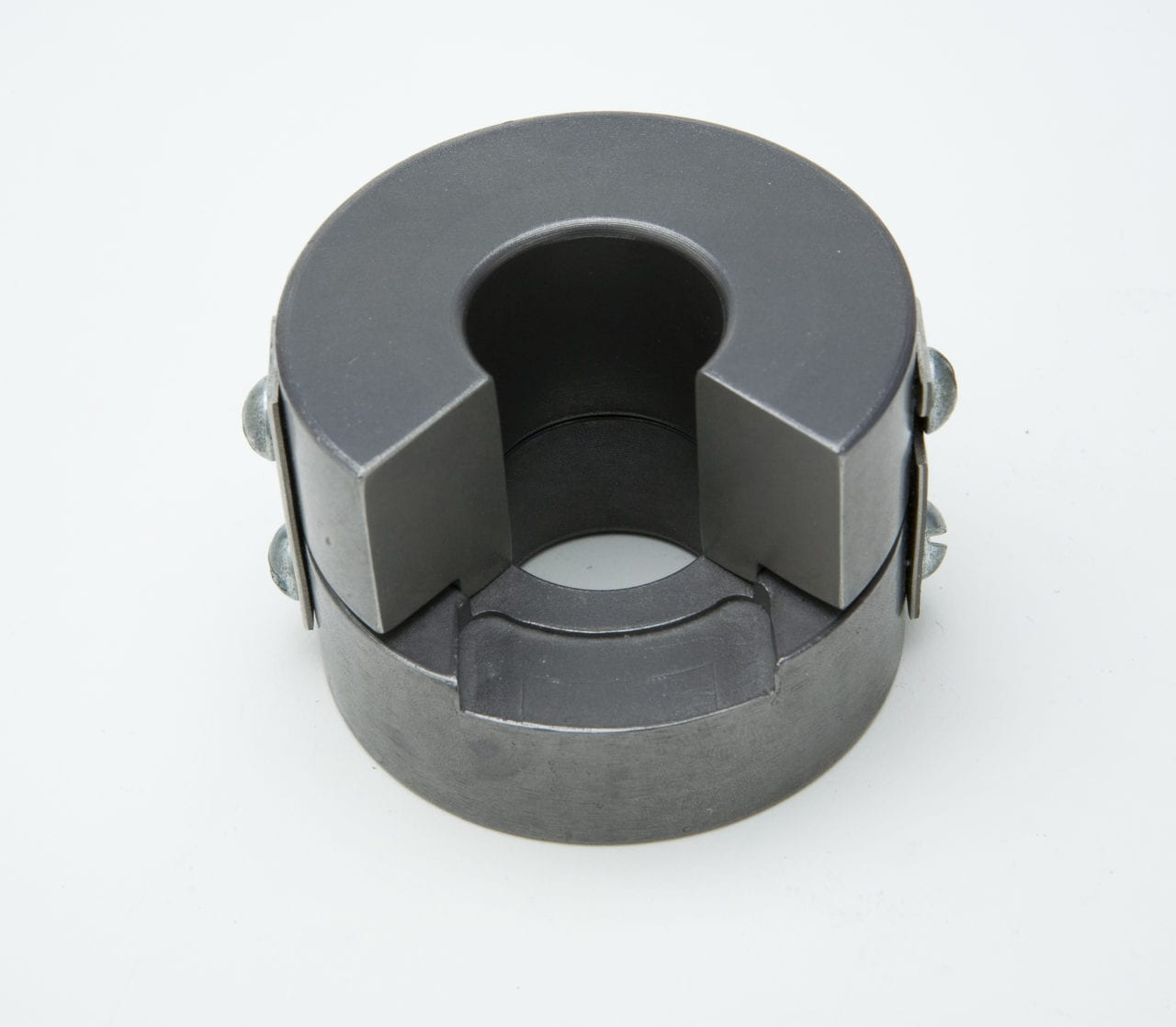 conventional holder with a 90 degree connection