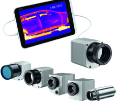Industrial Thermal Imaging Cameras