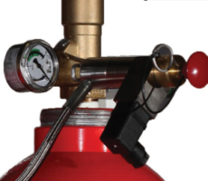 PROINERT® Inert Gas Fire Protection System