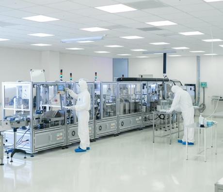 Pharmaceutical Company Realizes Cost Savings with Axius SC