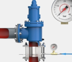 Use of Rupture Discs in Combination with Pressure Relief Valves (Download)