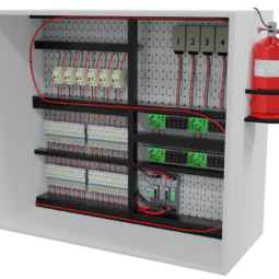 Small Space Suppression - Electric Panel