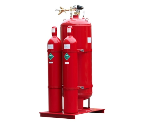 Water Mist Fire Suppression Systems