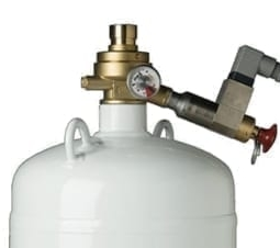 FM 200 clean agent with impulse valve technology