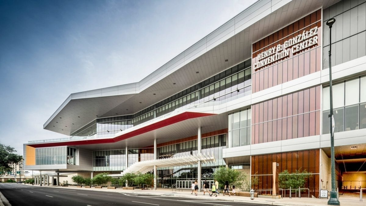 national fire protection assocation 2019 expo in June is located in San Antonio's Henry B Gonzalez Convention Center