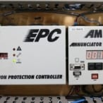 Explosion Protection Active Controller System shown with relay module