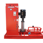 DuraQuench pumped water mist fire suppression system